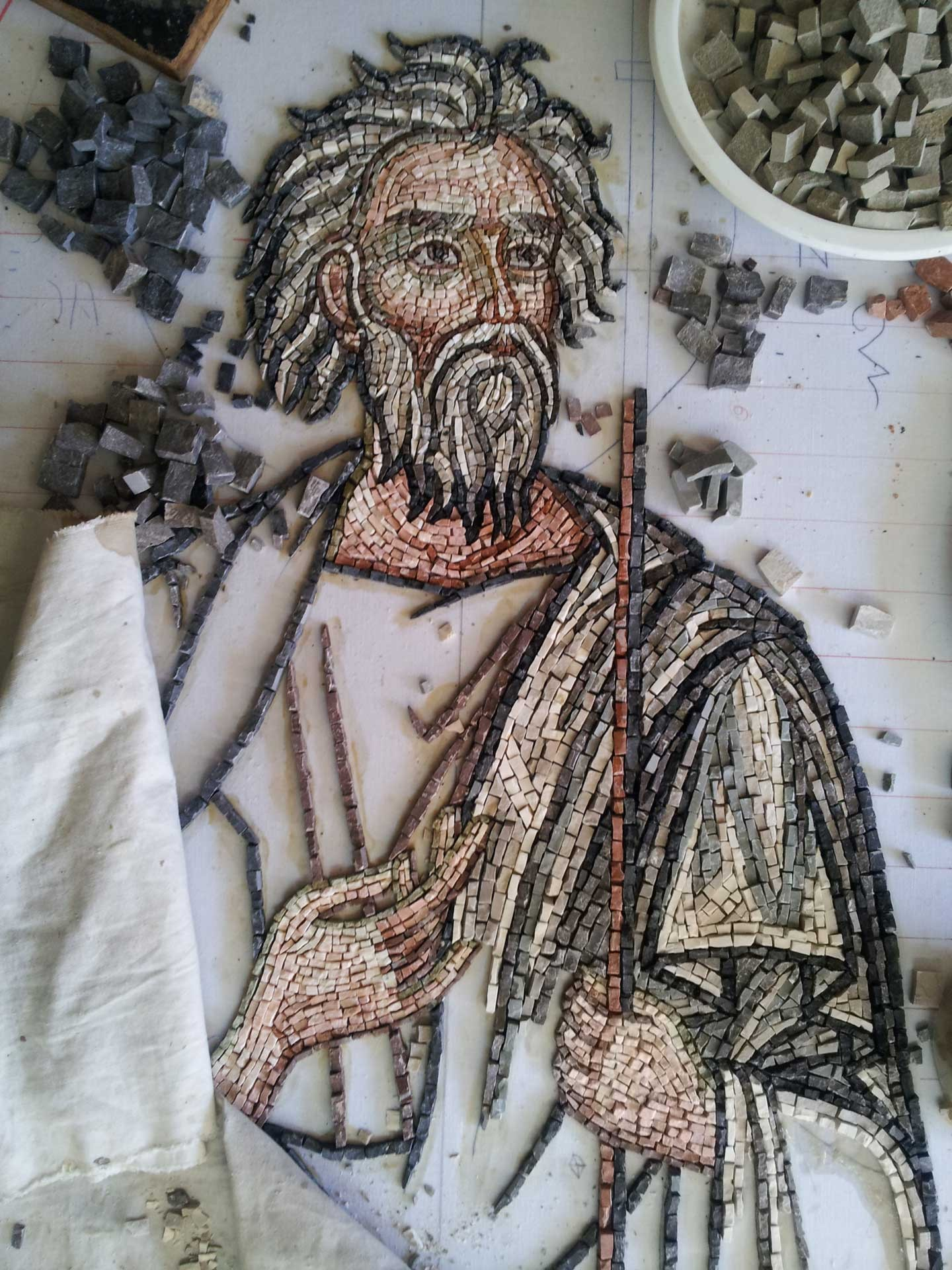 CHRISTOU MOSAIC ART